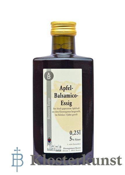Essig: Apfel-Balsamico-Essig