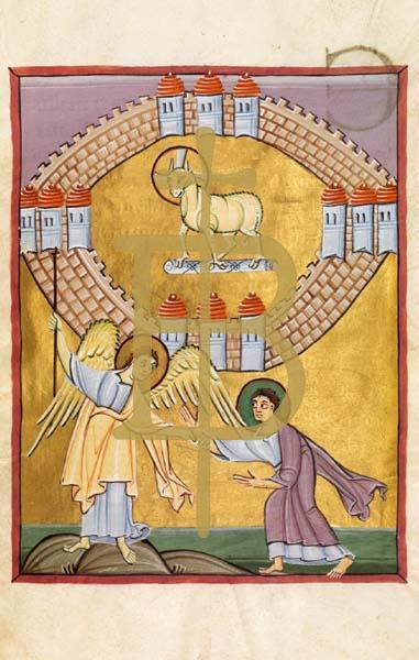 Bildchen - Das himmlische Jerusalem
