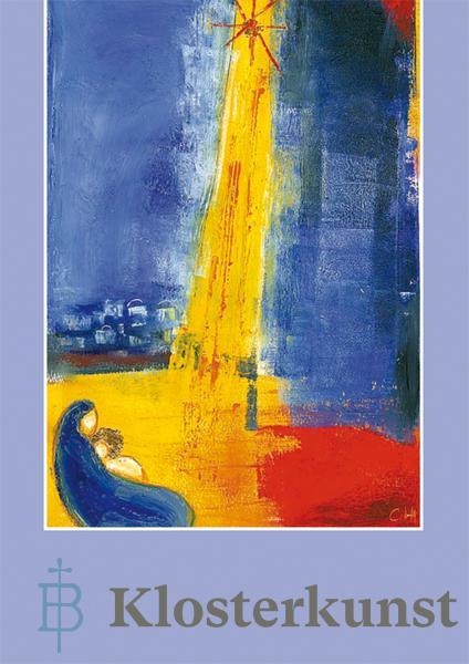 Pfarrbriefmantel - Licht über Betlehem