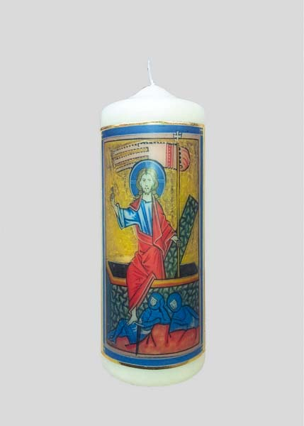 Kerze - Auferstehung