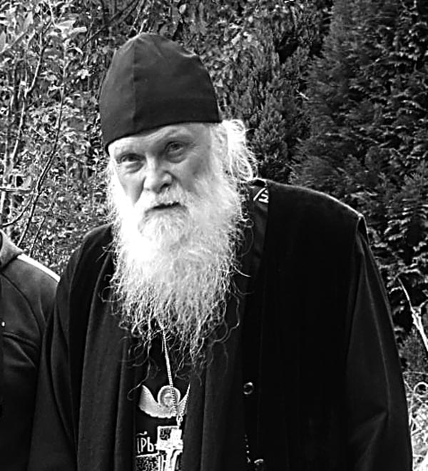 S'Schima-Archimandrit Dr. Gabriel Bunge