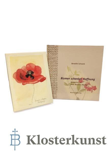 """Geschenk-Set """"Blumen schenken Hoffnung"""""""