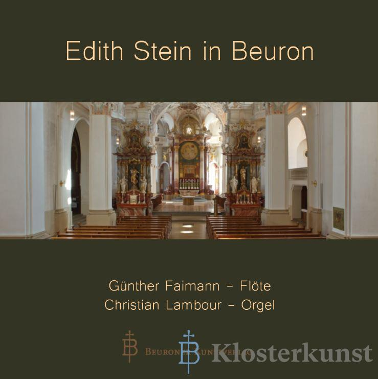 CD - Edith Stein in Beuron