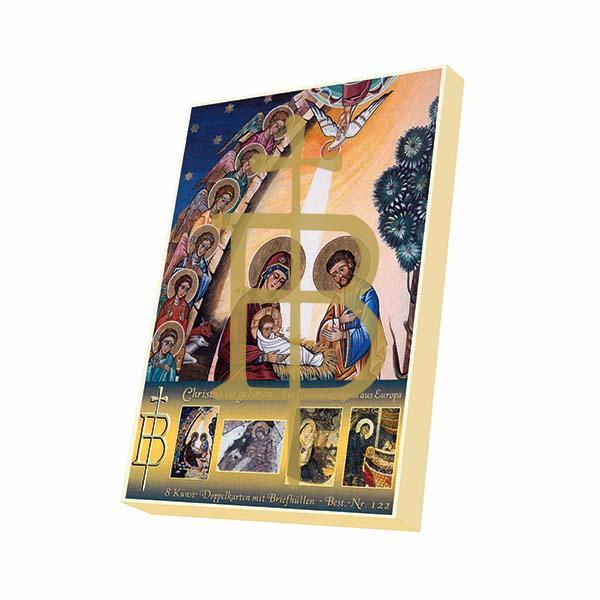 Kartenbox - Christus ist geboren