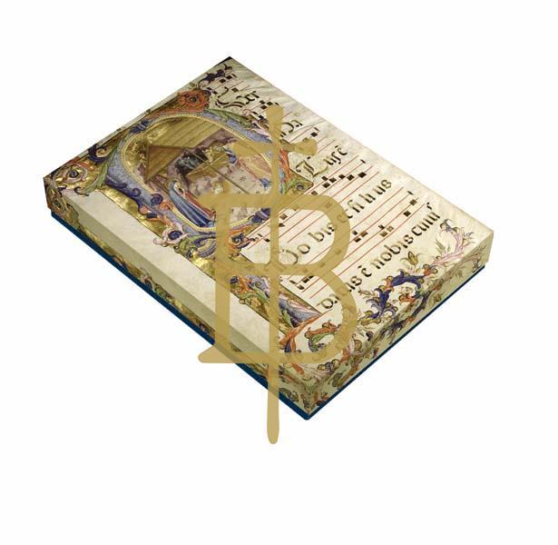 Premium-Kartenbox - Weihnachtliche Pretiosen