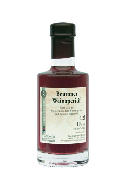 Beuroner Weinaperitif 0,2 ltr.