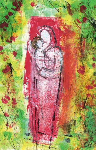 Mutter der schönen Liebe