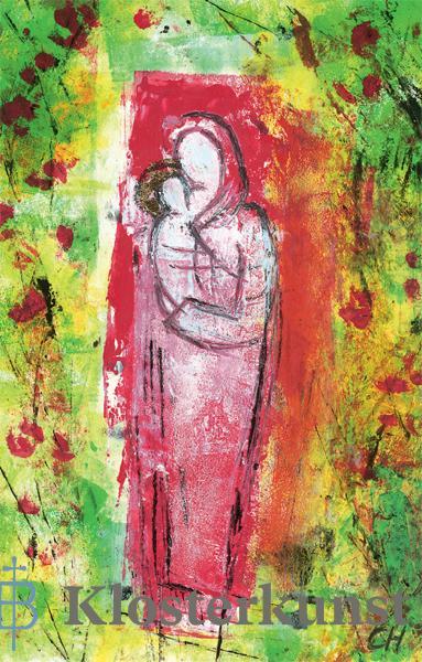 Bildchen - Mutter der schönen Liebe
