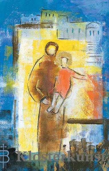 Bildchen - Heiliger Josef