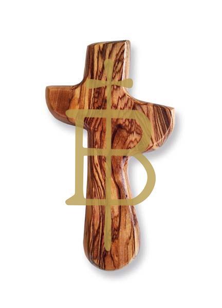 """Handschmeichler Kreuz, """"Kraft gibt der Herr"""""""