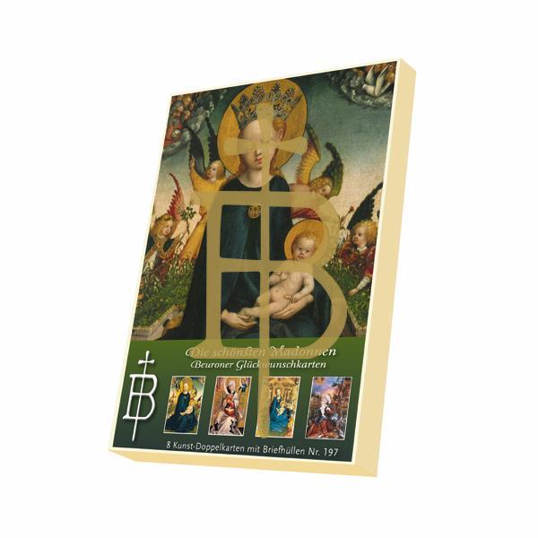 Kartenbox - Die schönsten Madonnen