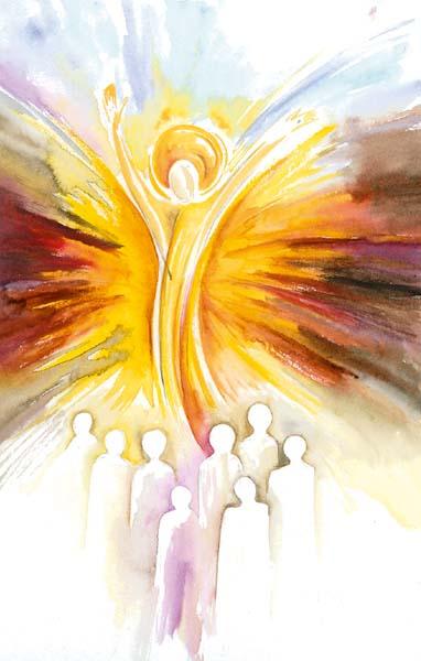 Bildchen - Auferstehung sprengt alle Grenzen