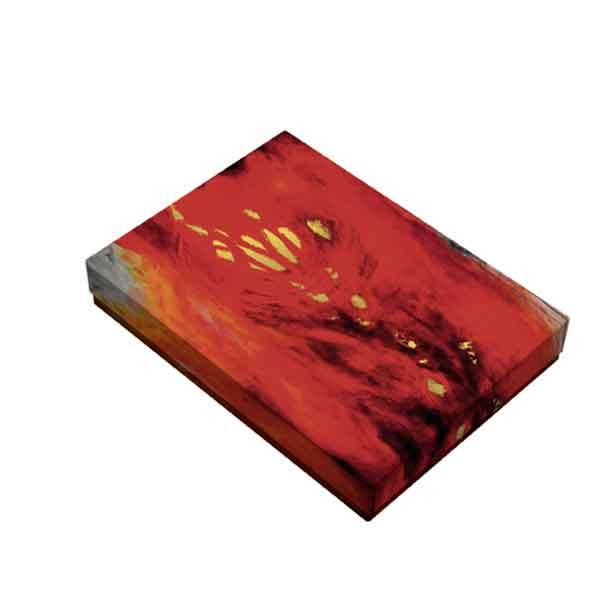 Premium-Kartenbox - Christus ist da