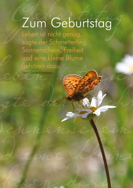 Kunst-Postkarte - Freiheit