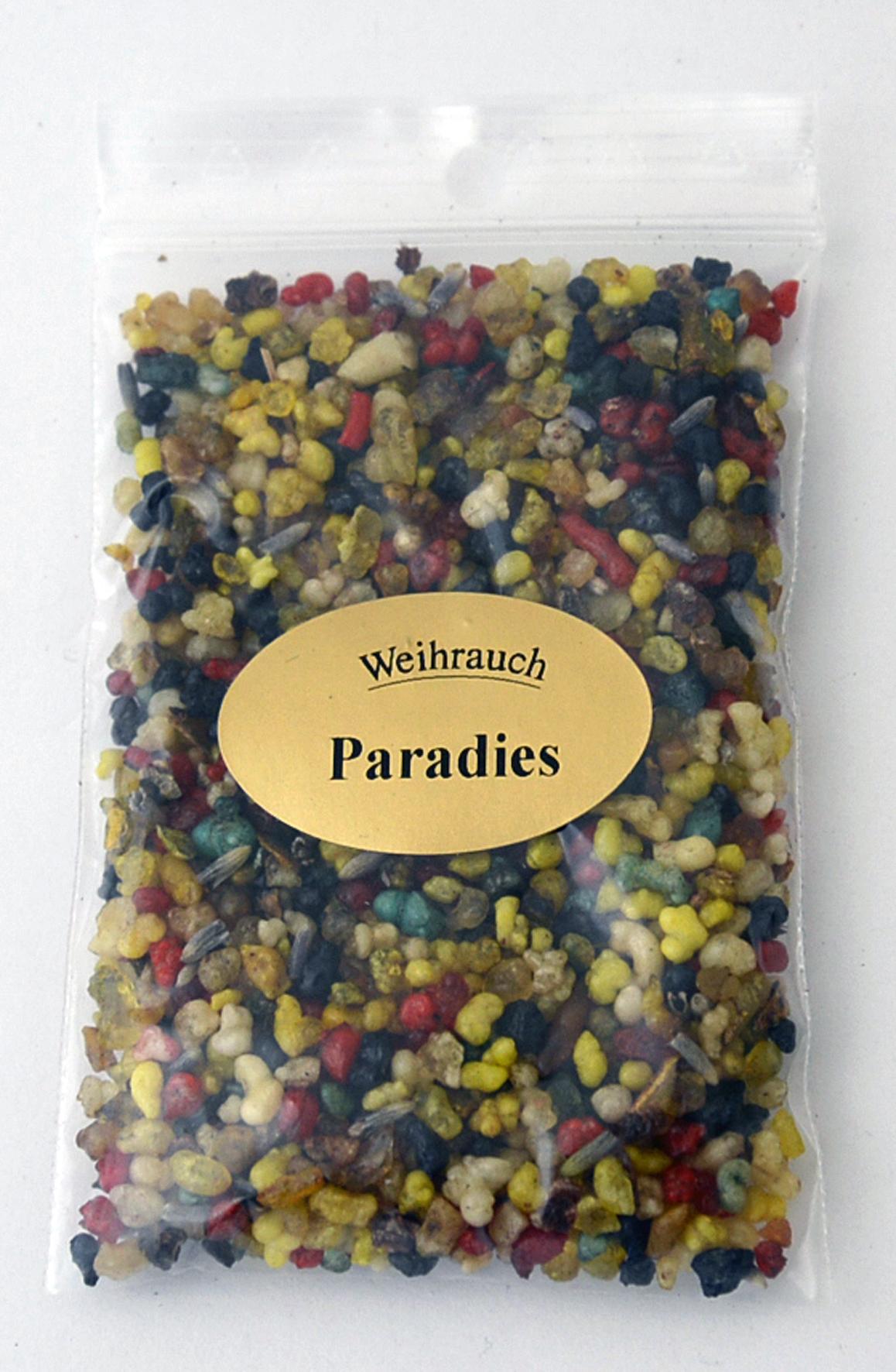 """Weihrauch """"Paradies"""""""