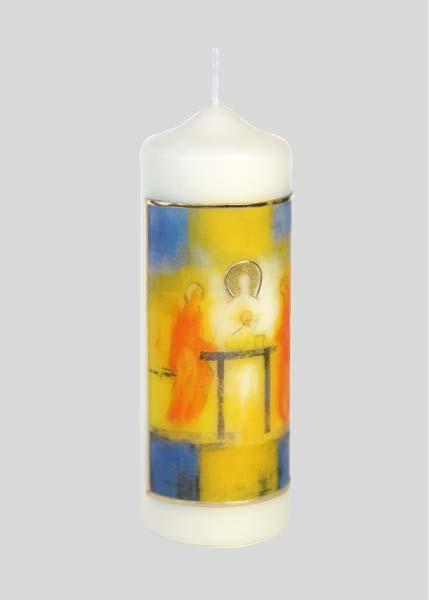 Kerze - Begegnung