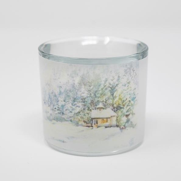 """Glaslicht - """"Wunderweiße Weihnacht"""""""