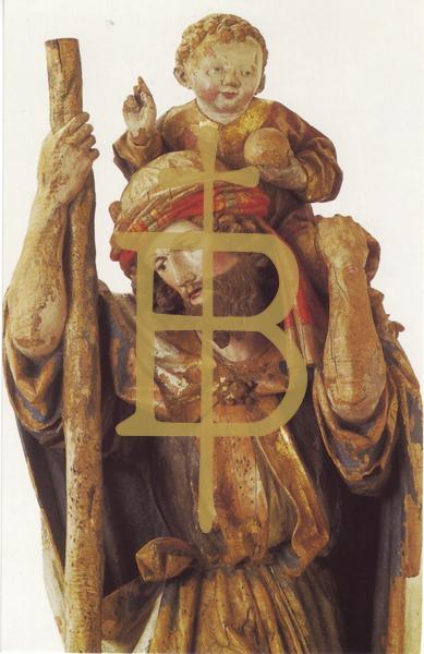 Bildchen - Hl. Christophorus