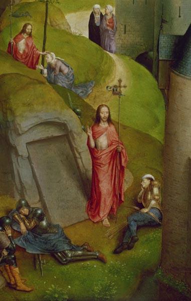 Bildchen - Auferstehung