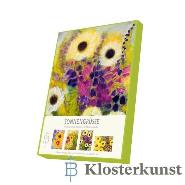 Kartenbox - Sonnengrüße