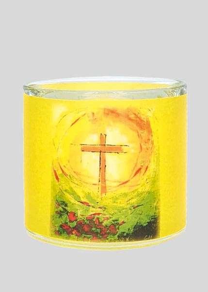 """Glaslicht - """"Ostern lässt das Leben strahlen"""""""