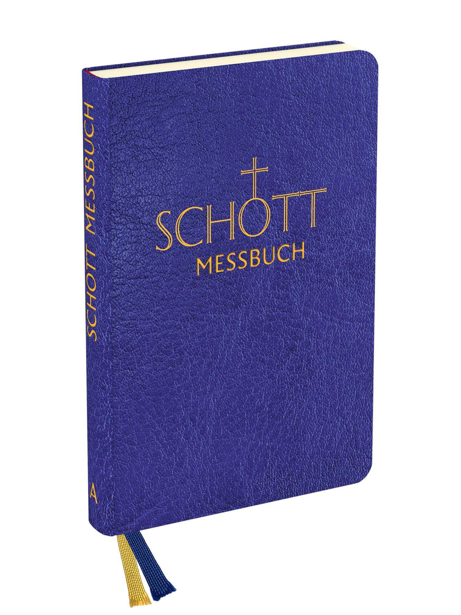SCHOTT Messbuch für die Sonn- und Festtage des Lesejahres A