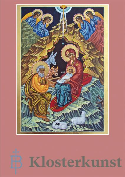 Pfarrbriefmantel - Christi Geburt