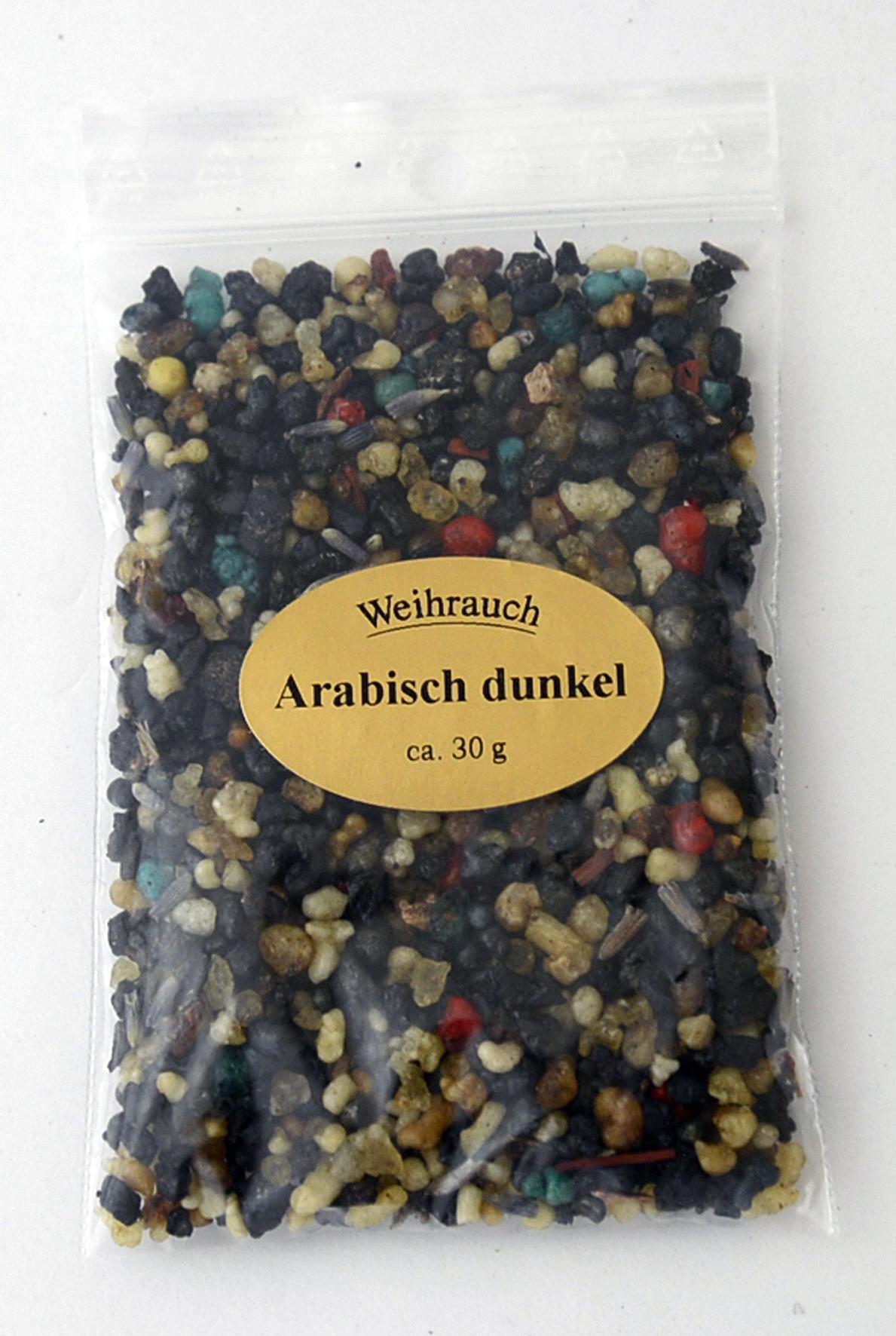 """Weihrauch """"Arabisch dunkel"""""""