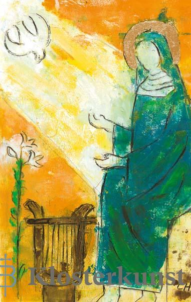 Bildchen - Hl. Hildegard von Bingen
