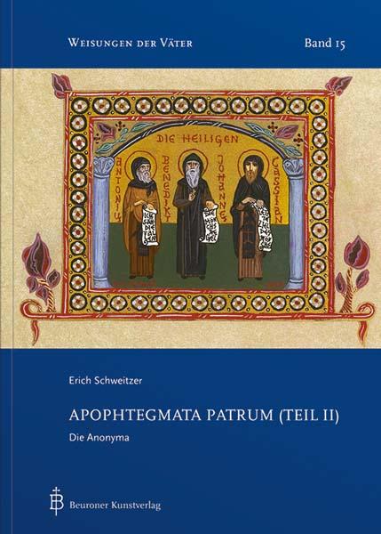Apophthegmata Patrum (Teil II)