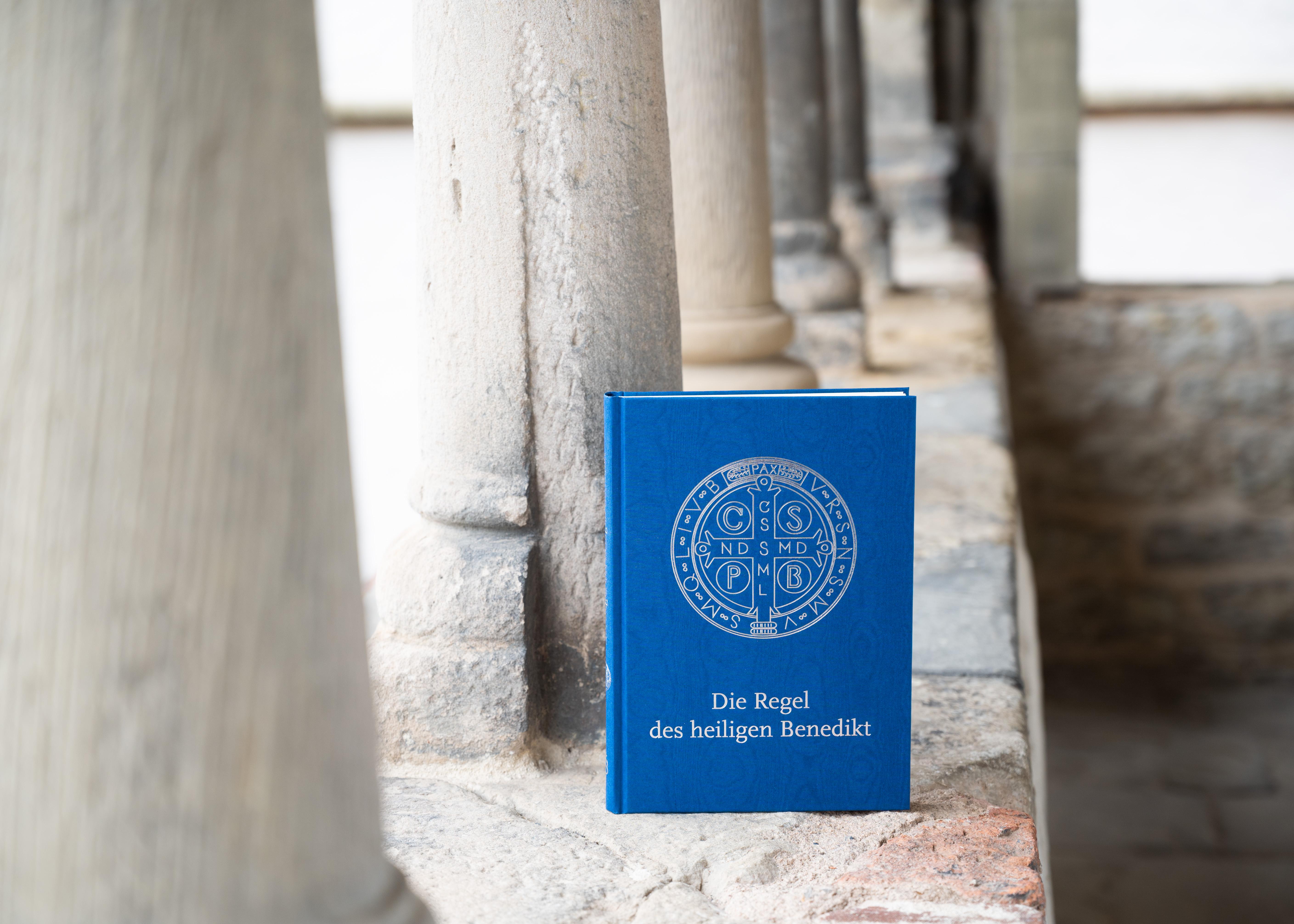Die Regel des heiligen Benedikt - Liebhaber Ausgabe