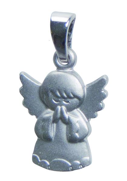 Kleiner Schutzengel - Silber