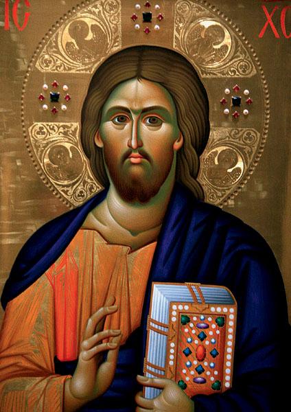 Christus als Pantokrator