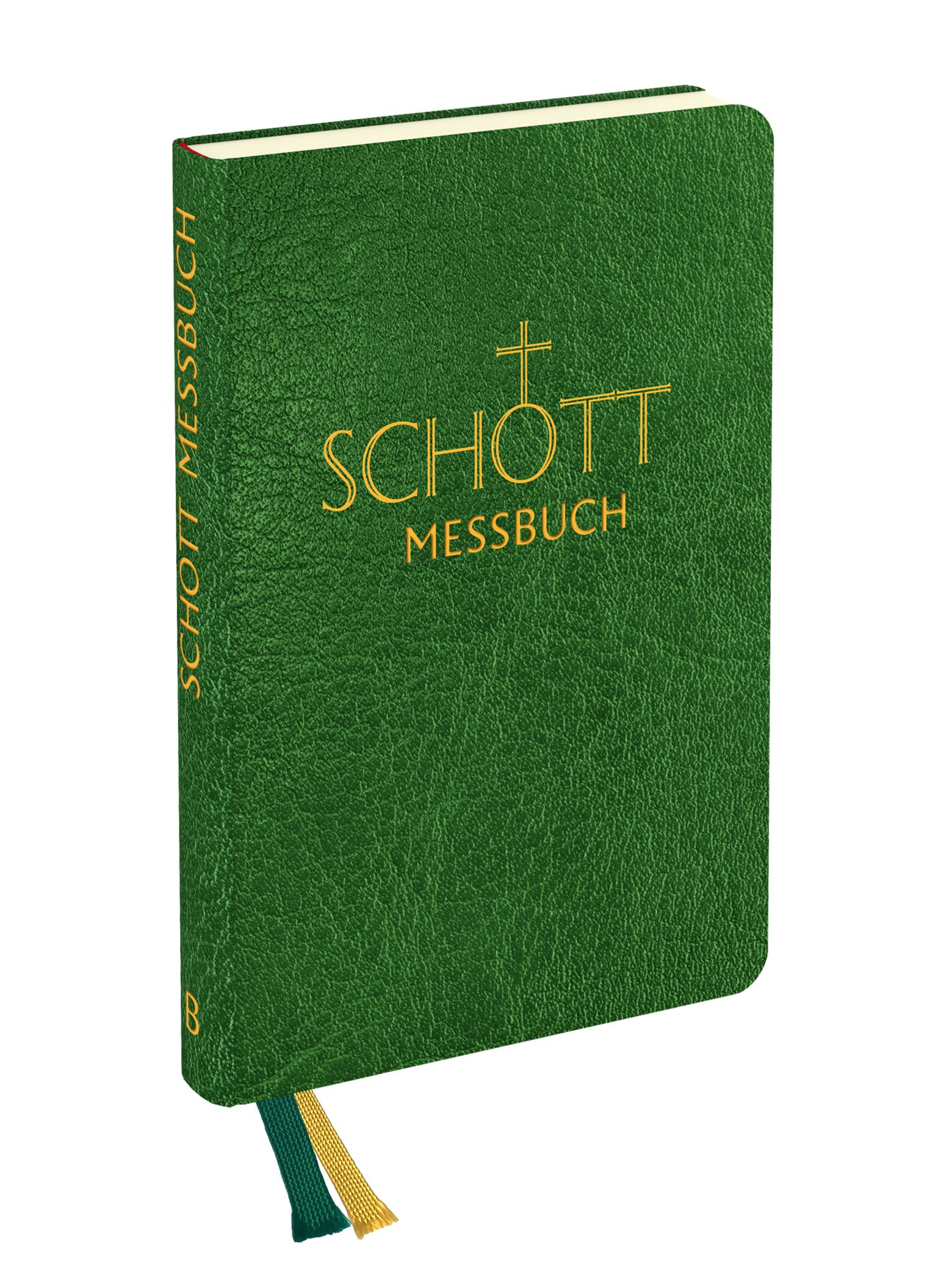 SCHOTT Messbuch für die Sonn- und Festtage des Lesejahres B
