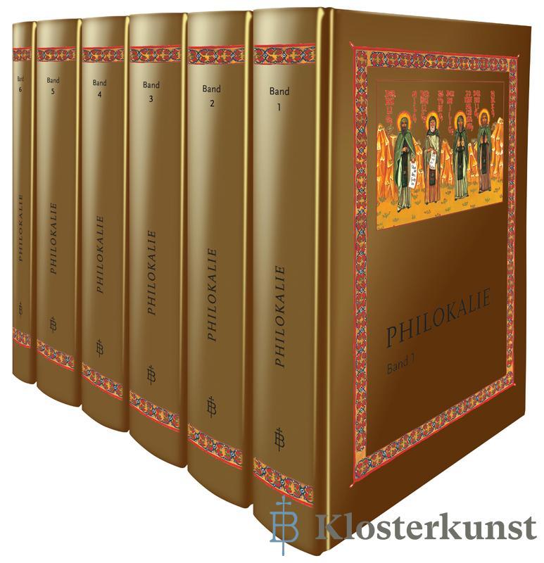 Philokalie der heiligen Väter der Nüchternheit