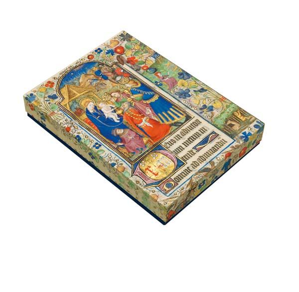 Premium-Kartenbox - Zauber der heiligen Nacht