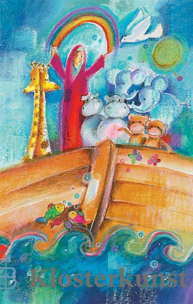 Bildchen - Freude auf dem Glaubensboot