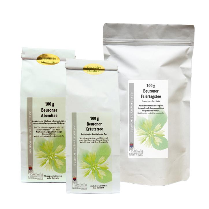 Beuroner Tee-Kennenlern-Set