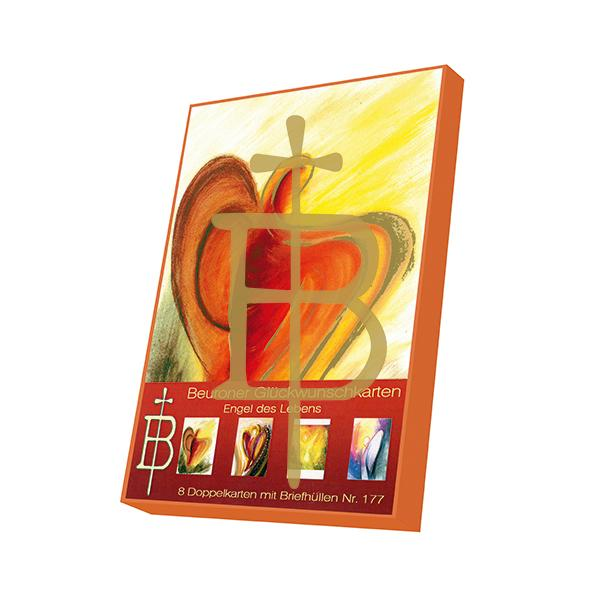 Kartenbox - Engel des Lebens