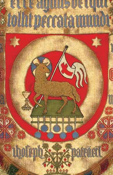 Bildchen - Lamm Gottes