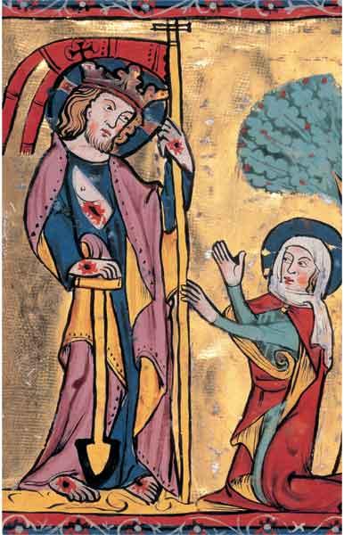 Der Auferstandene und Maria Magdalena