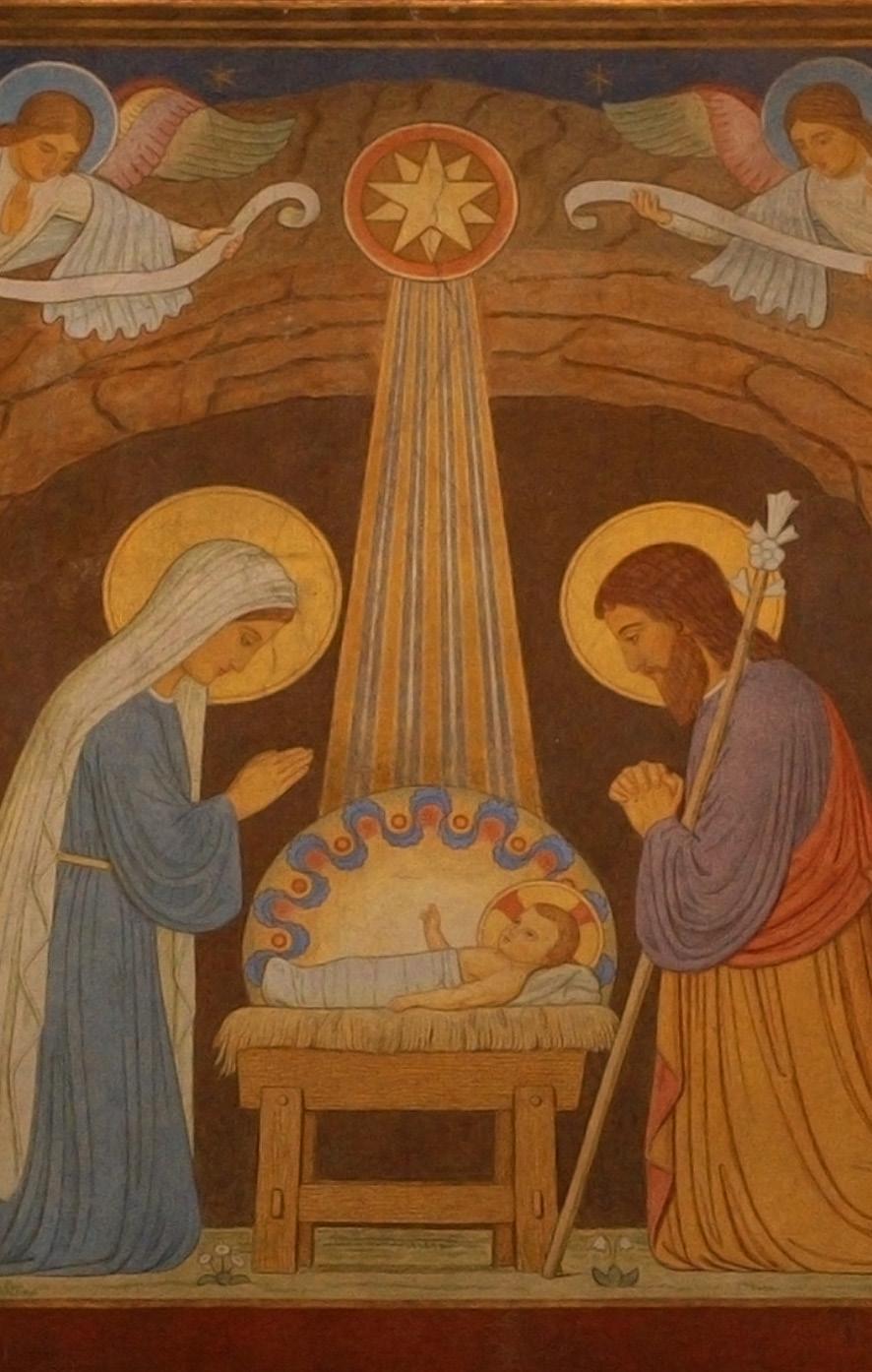 Bildchen - Menschwerdung Christi