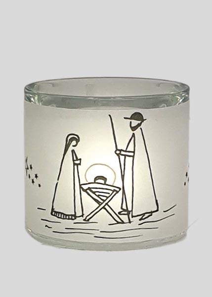 """Glaslicht - """"Heilige Familie"""""""