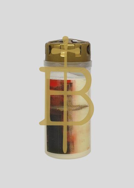 """Grablicht - """"Kreuz des Trostes"""""""