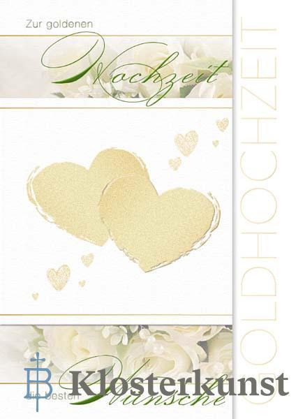 Klappkarte - Gütesiegel der Liebe