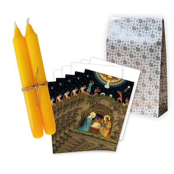 "Geschenk-Set ""Geburt Christi"""