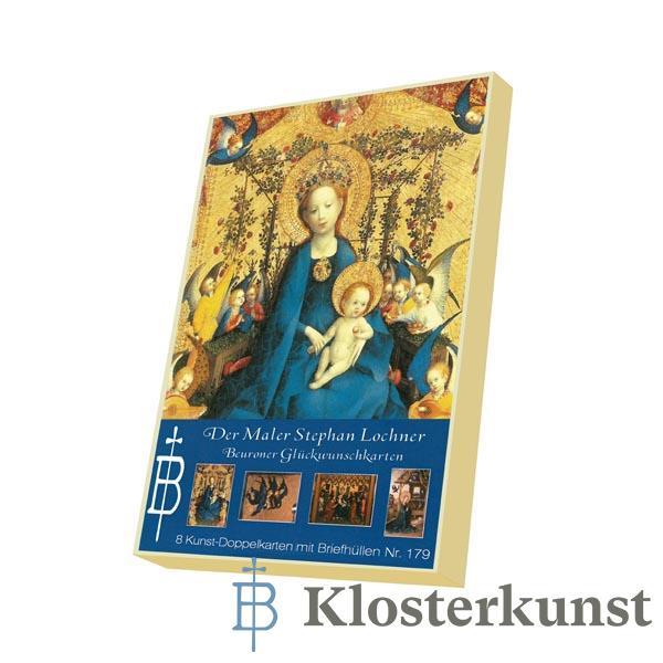 Kartenbox - Der Maler Stefan Lochner