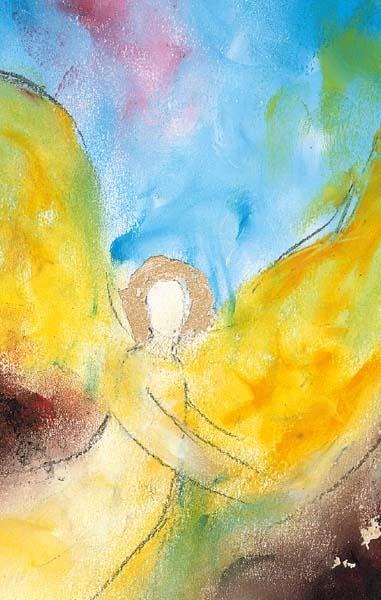 Bildchen - Engel der Güte