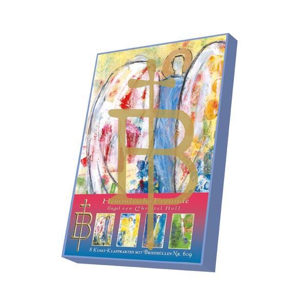 Kartenbox - Himmlische Freunde
