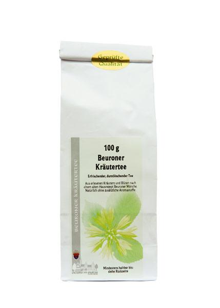 Tee: Beuroner Kräutertee